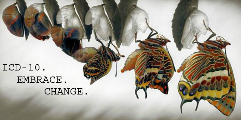 Change ICD-10