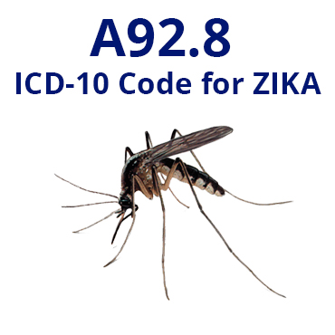 ICD-10 Code for ZIKA