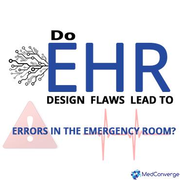 EHR Design flaws
