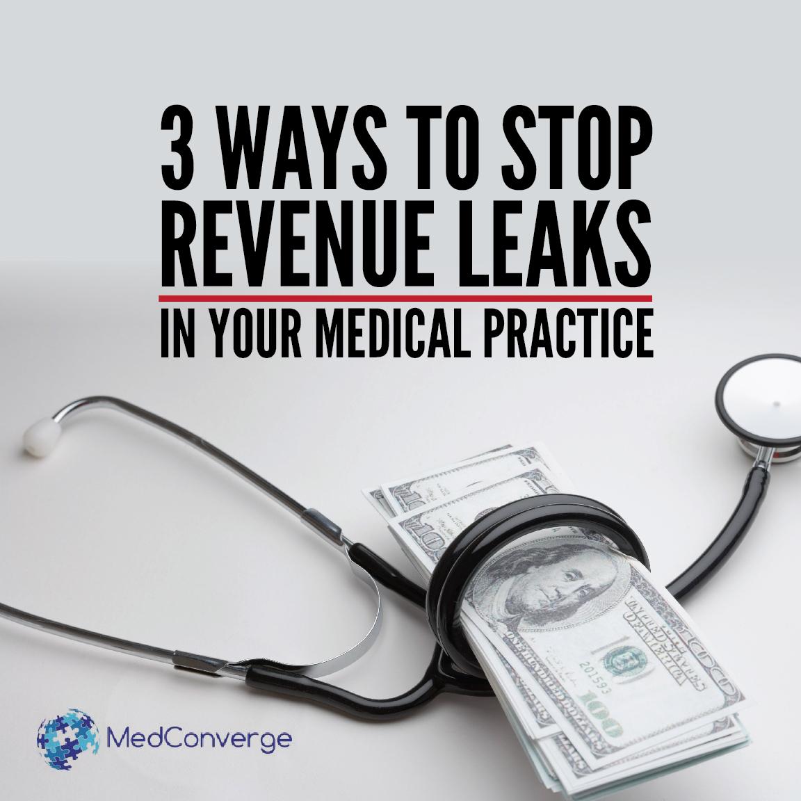 Stop Revenue Leaks