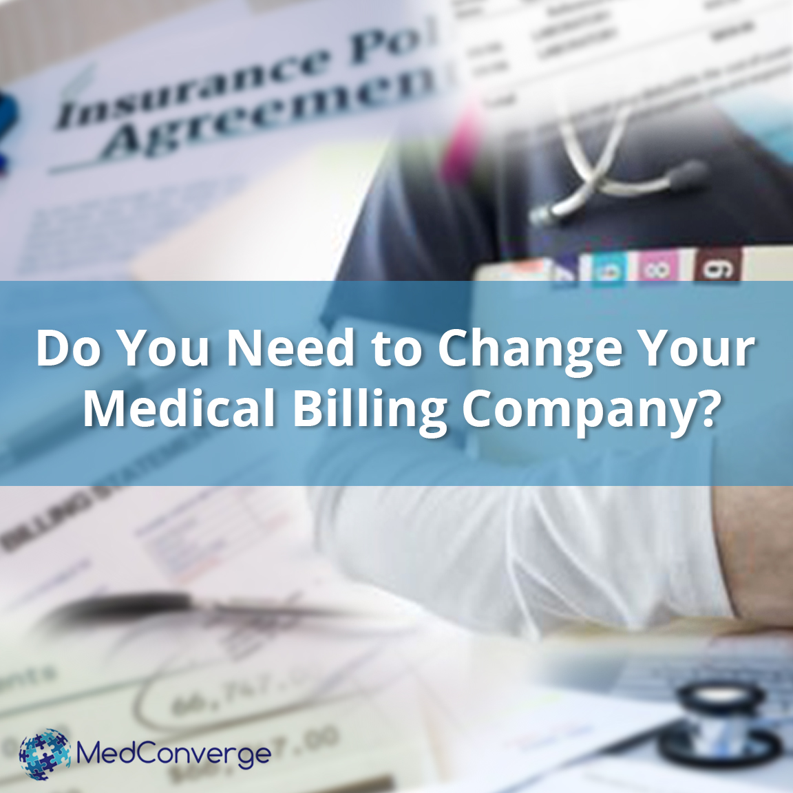 Change Medical Billing Provider