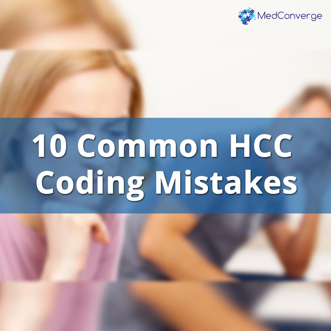 Hcc Coding Mistakes