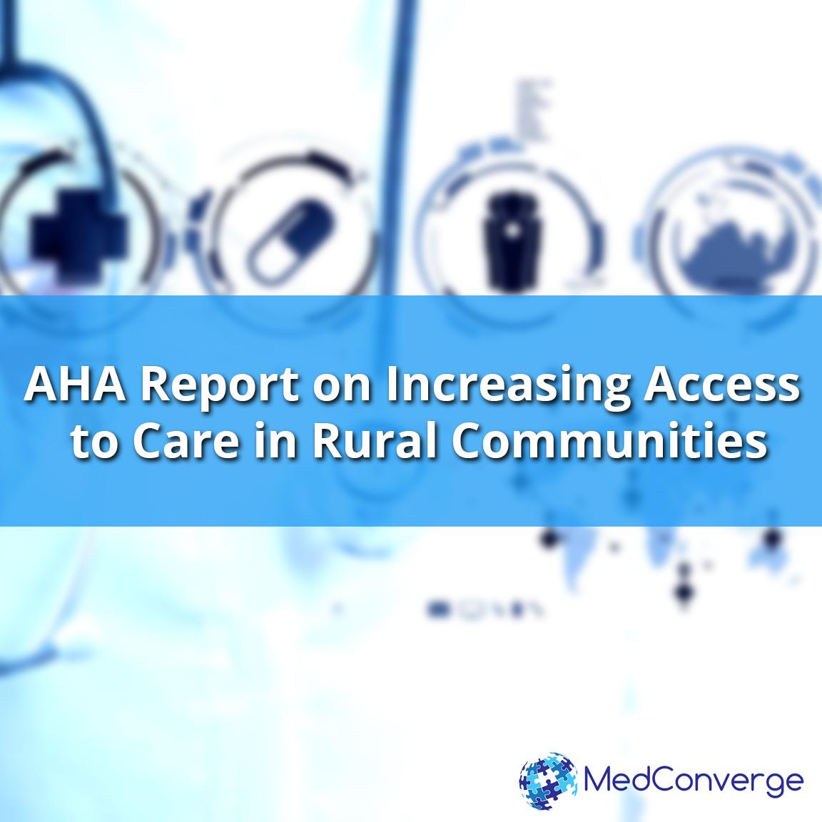 AHA Report
