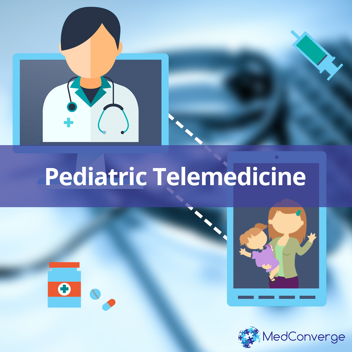 Pediatric Telemedicine Growth