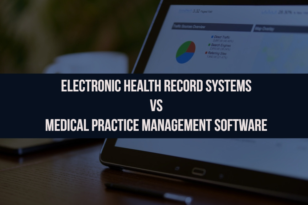 Difference between EHR and Practice Management Software_MedConvege Medical Billing and Coding 01-02-19